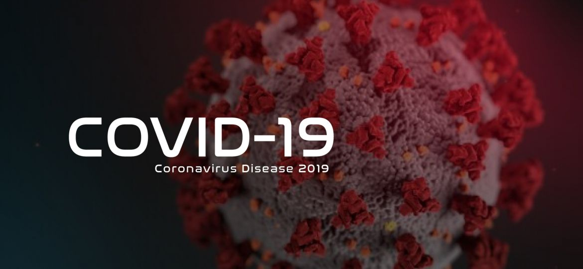 Coronavirus Disease 2019 Rotator Graphic for af.mil.